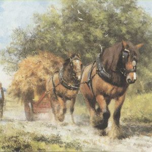 David Shepherd, Limited Edition - Horses Print
