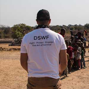 volunteer with DSWF