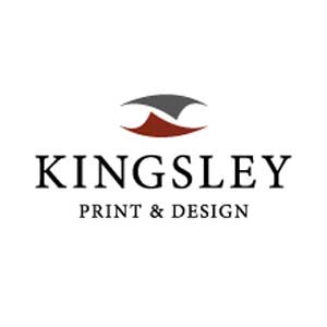 kingsley print and design