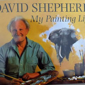 Buy this book by David Shepherd in aid of conservation