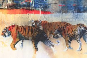 Buy this print by Keith Joubert in aid of conservation