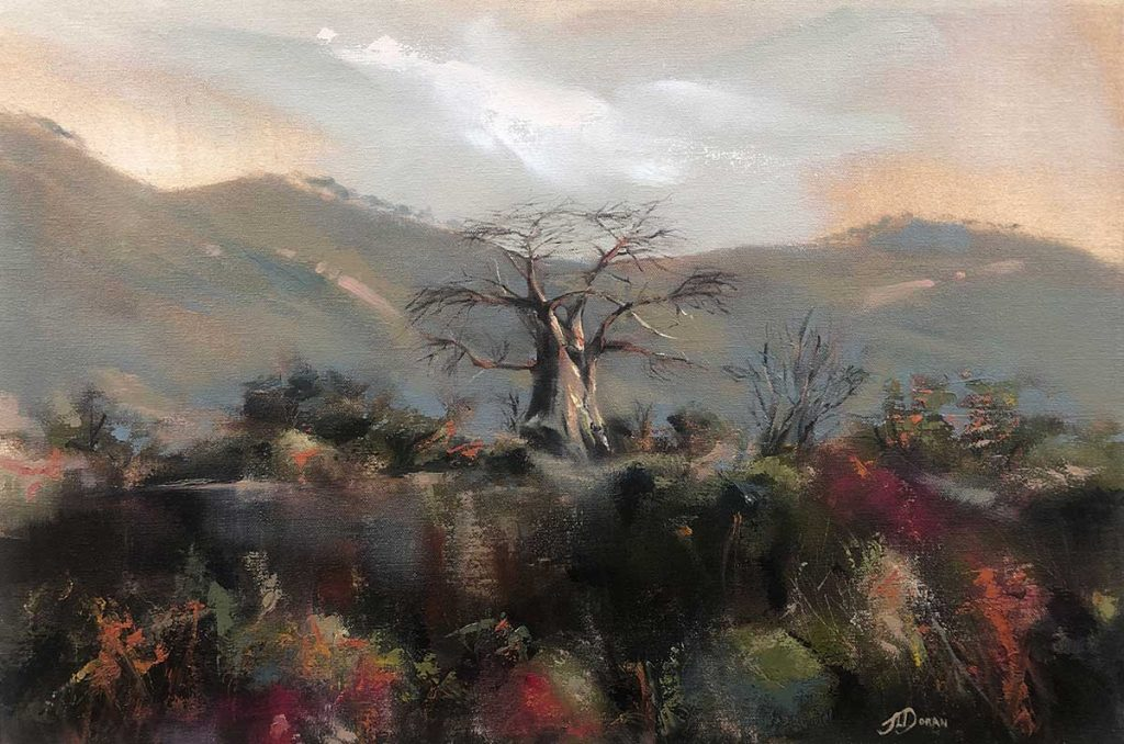 baobab artwork for sale by Joni-Leigh Doran