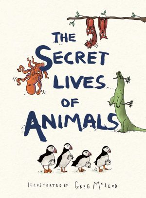 Buy this book illustrated by Greg McLeod in aid of conservation