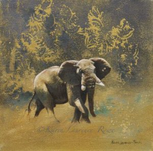 Buy this original by Karen in aid of conservation
