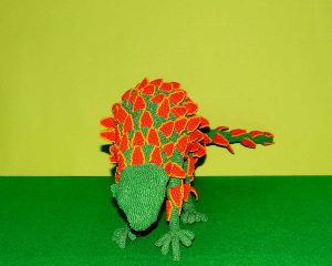 Buy this beaded sculpture in aid of conservation