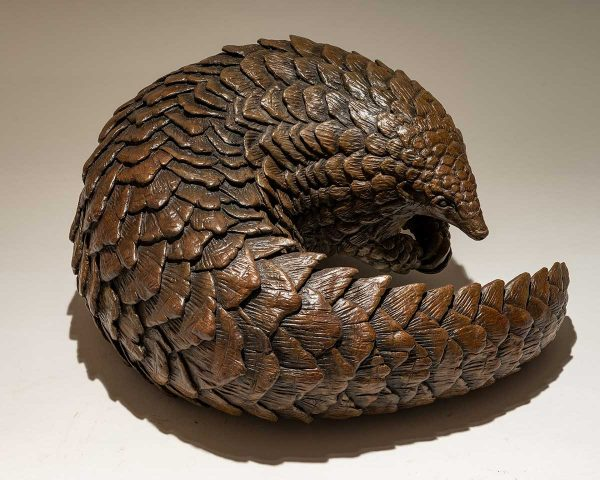 Buy this Bronze sculpture by Nick in aid of conservation
