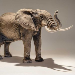 Buy this lovely Sculpture by Nick in aid of conservaation