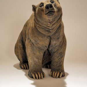 Buy this magnificent sculpture by Nick in aid of conservation
