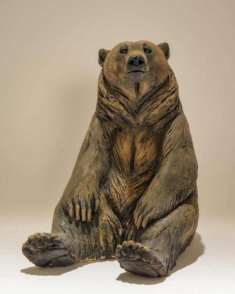 Buy this magnificent sculpture ny Nick in aid of conservation