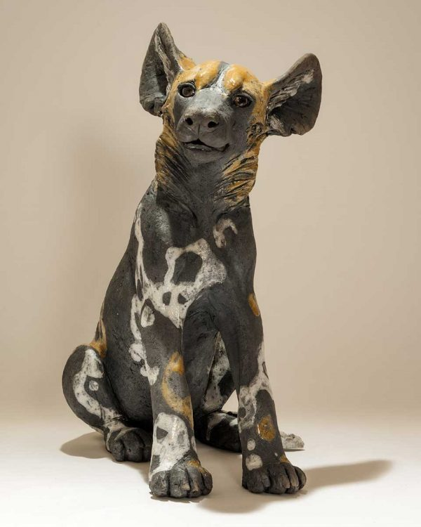 Buy this beautiful sculpture by Nick in aid of conservation
