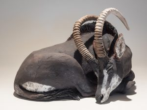 Buy this sculpture by Nick in aid of conservation